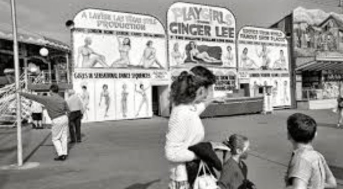 The County Fair of my youth