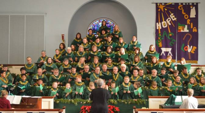 St. Paul's UCC Choir