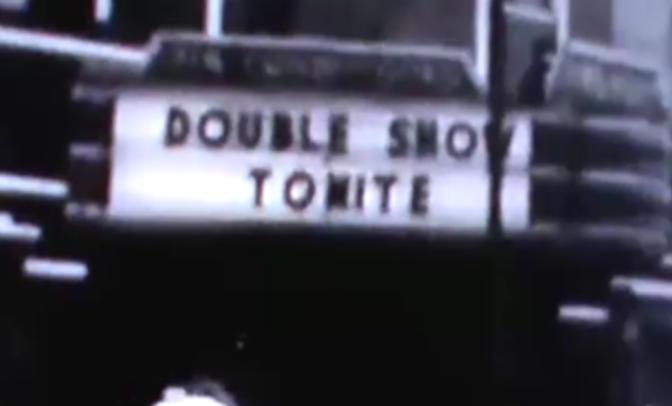 Nelson Theatre Fire-1947