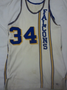 High School Basketball Jersey