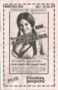 Russ Meyer's Super Vixen's